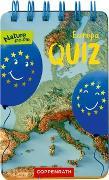 Cover-Bild zu Europa-Quiz von Noa, Sandra