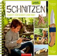 Cover-Bild zu Schnitzen von Seidel, Claudia