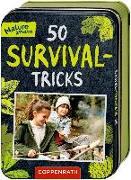 Cover-Bild zu 50 Survival-Tricks von Wernsing, Barbara