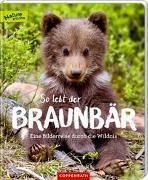 Cover-Bild zu So lebt der Braunbär von Noa, Sandra