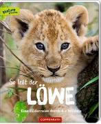 Cover-Bild zu So lebt der Löwe von Noa, Sandra