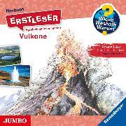 Cover-Bild zu Wieso? Weshalb? Warum? Erstleser. Vulkane (Audio Download) von Noa, Sandra