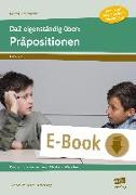 Cover-Bild zu DaZ eigenständig üben: Präpositionen - SEK (eBook) von Schulte-Bunert, Ellen