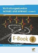 Cover-Bild zu Vertretungsstunden schnell und sinnvoll Klasse 5 (eBook)