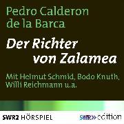 Cover-Bild zu Der Richter von Zalamea (Audio Download) von Barca, Pedro Calderon de la