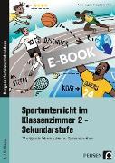 Cover-Bild zu Sportunterricht im Klassenzimmer 2 - Sekundarstufe (eBook) von Jaglarz, Barbara