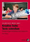 Cover-Bild zu Kreative Tests: Texte schreiben 5./6. Kl (eBook) von Bemmerlein, Georg