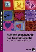 Cover-Bild zu Kreative Aufgaben für den Kunstunterricht Sek I von Jaglarz, Barbara