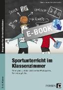 Cover-Bild zu Sportunterricht im Klassenzimmer - Sekundarstufe (eBook) von Jaglarz, Barbara