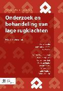 Cover-Bild zu Onderzoek en behandeling van lage rugklachten (eBook) von Winkel, Dos