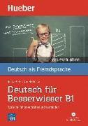 Cover-Bild zu Deutsch üben Deutsch für Besserwisser B1 von Billina, Anneli