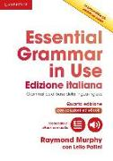 Cover-Bild zu Essential Grammar in Use Book with Answers and Interactive eBook Italian Edition von Murphy, Raymond