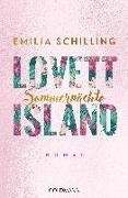 Cover-Bild zu Lovett Island. Sommernächte von Schilling, Emilia