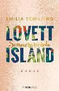 Cover-Bild zu Lovett Island. Sommerprickeln von Schilling, Emilia
