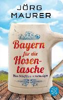 Cover-Bild zu Bayern für die Hosentasche (eBook) von Maurer, Jörg