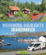 Cover-Bild zu Wohnmobil-Highlights Skandinavien von Kliem, Thomas Dr.