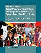 Cover-Bild zu Timor-Leste: Transforming Education Through Partnership in a Small Post-Conflict State (eBook) von Taouk, Youssef