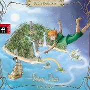 Cover-Bild zu Peter Pan (Audio Download) von Barrie, J. M.