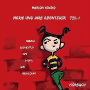 Cover-Bild zu Marie und ihre Abenteuer Teil 1 (Audio Download) von Kinzig, Marion