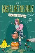 Cover-Bild zu Die Kakerlakenbande - Applaus für die Laus (eBook) von Tielmann, Christian
