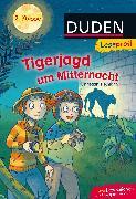 Cover-Bild zu Duden Leseprofi - Tigerjagd um Mitternacht, 2. Klasse von Tielmann, Christian
