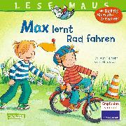 Cover-Bild zu Max lernt Rad fahren von Tielmann, Christian