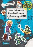 Cover-Bild zu School of the dead 5: Mein Leben mit Pixelkröten und Gruselgraffiti von Tielmann, Christian