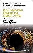 Cover-Bild zu Social-Behavioral Modeling for Complex Systems (eBook) von Davis, Paul K. (Hrsg.)