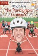 Cover-Bild zu What Are the Paralympic Games? (eBook) von Herman, Gail