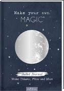 Cover-Bild zu Make your own magic! Bullet Journal für meine Träume, Pläne und Ideen von Cosma, Anna (Illustr.)