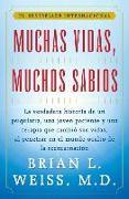 Cover-Bild zu Muchas Vidas, Muchos Sabios (Many Lives, Many Masters) von Weiss, Brian L.