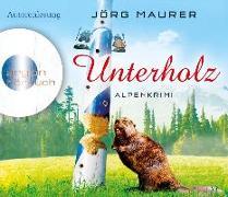 Cover-Bild zu Unterholz von Maurer, Jörg