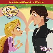 Cover-Bild zu Disney - Rapunzel - Folge 4: Meisterdiebe / Der große Tag der Wissenschaft (Audio Download) von Koch, Dieter