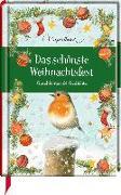 Cover-Bild zu Das schönste Weihnachtsfest von Bastin, Marjolein (Illustr.)