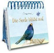 Cover-Bild zu Die Seele blüht auf von Bastin, Marjolein (Illustr.)