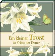 Cover-Bild zu Ein kleiner Trost in Zeiten der Trauer von Bastin, Marjolein (Illustr.)