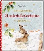 Cover-Bild zu 24 zauberhafte Geschichten von Bastin, Marjolein (Illustr.)