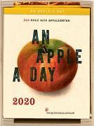 Cover-Bild zu An Apple A Day Kalender 2020 von Rädeker, Jochen