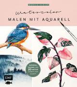 Cover-Bild zu Watercolor - Malen mit Aquarell von Schick, Monica