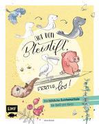 Cover-Bild zu Zeichnen: Auf den Bleistift, fertig, los! von Kubik, Anne