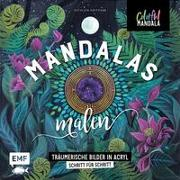 Cover-Bild zu Colorful Mandala - Mandalas malen von Hoffmann, Kathleen