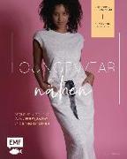 Cover-Bild zu Loungewear nähen von Krause, Fina