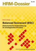 Cover-Bild zu Balanced Scorecard (BSC) von Stieger, Heinz A.