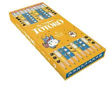 Cover-Bild zu My Neighbor Totoro 10 Graphite Pencils von Studio Ghibli (Fotogr.)