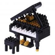 Cover-Bild zu Nanoblock Grand Piano 2 // Mini series NANOBLOCK