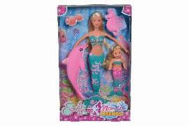 Cover-Bild zu Steffi Mermaid Friends