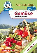 Cover-Bild zu Benny Blu - Gemüse (eBook) von Gorgas, Martina