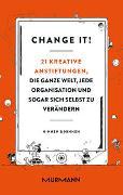 Cover-Bild zu Change it! von Hinnen, Gieri