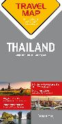 Cover-Bild zu Reisekarte Thailand 1:1.500.000