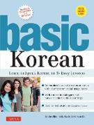 Cover-Bild zu Basic Korean (eBook) von Kim, Soohee